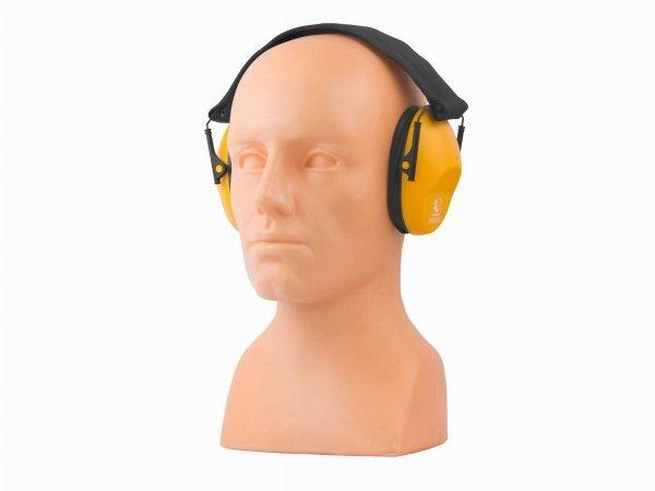 Słuchawki ochronne pasywne RealHunter PASSiVE pomarańczowe