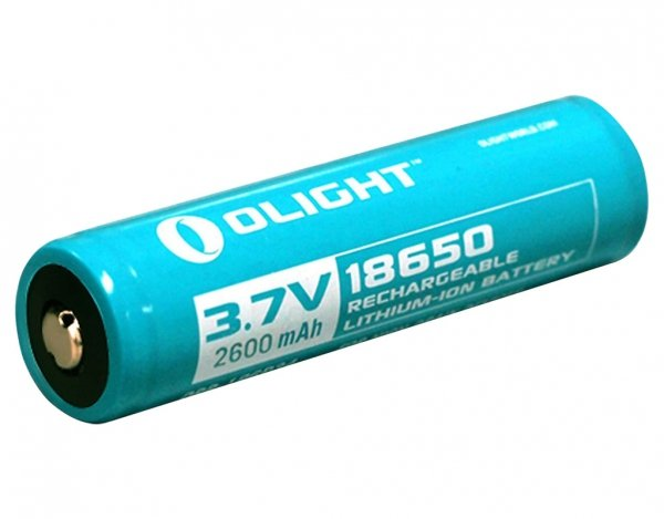 Akumulator 3,7V Olight 18650 2600 mAh