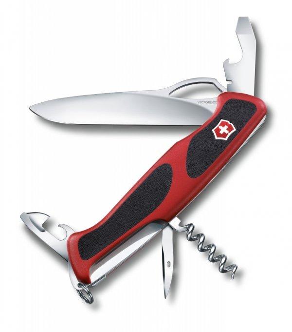 Victorinox Delemont RangerGrip 61 0.9553.MC  z ETUI! Kurier Gratis