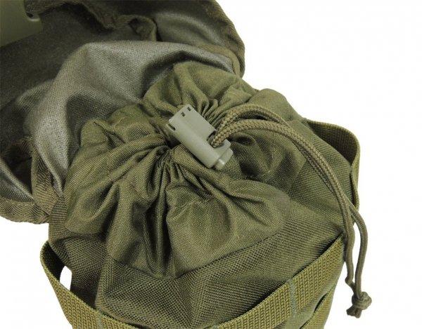 """Kieszeń boczna """"Sparrow"""" do plecaków Wisport Olive"""