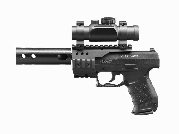 Pistolet wiatrówka Walther Nighthawk 4,5 mm