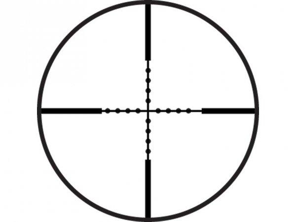 Luneta celownicza Vogler 3-9x40 z montażem