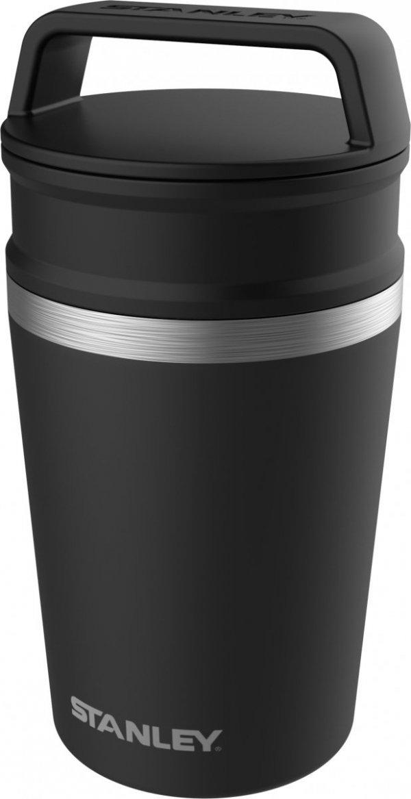 Kubek termiczny ADVENTURE - czarny 0.23L / Stanley