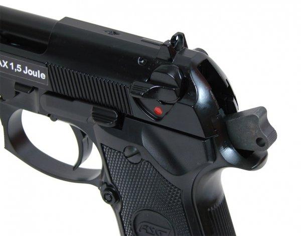 Pistolet ASG M9 Blow Back Full Metal (11112)
