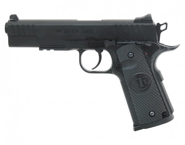 Pistolet ASG CO2 STI Duty One Blow Back (16724)