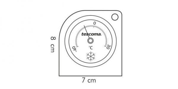 Termometr do lodówek / zamrażarek GRADIUS Tescoma