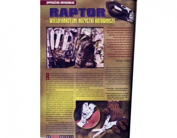Multitool Leatherman Raptor Red (832338)