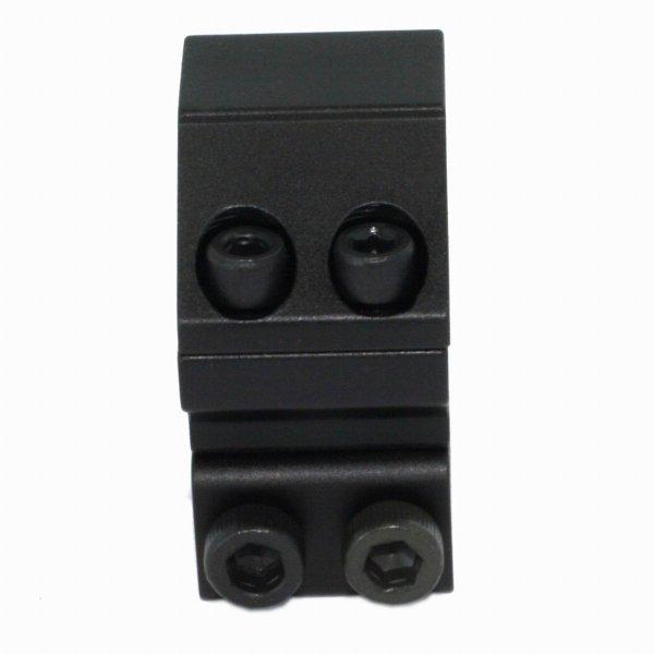 Montaż dwuczęściowy średni Leapers AccuShot 1''/11 mm