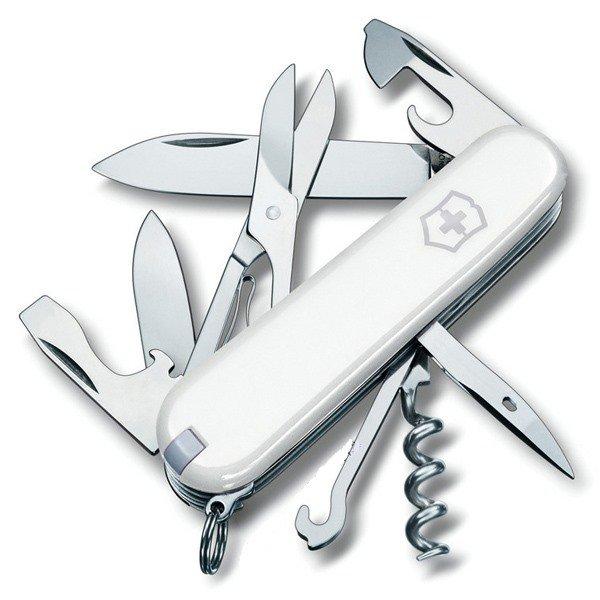 Scyzoryk Szwajcarski Victorinox Climber 1.3703.7 Biały+pudełko
