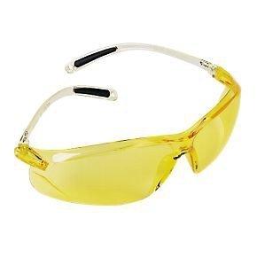 Okulary ochronne strzeleckie Pulsafe A700 żółte