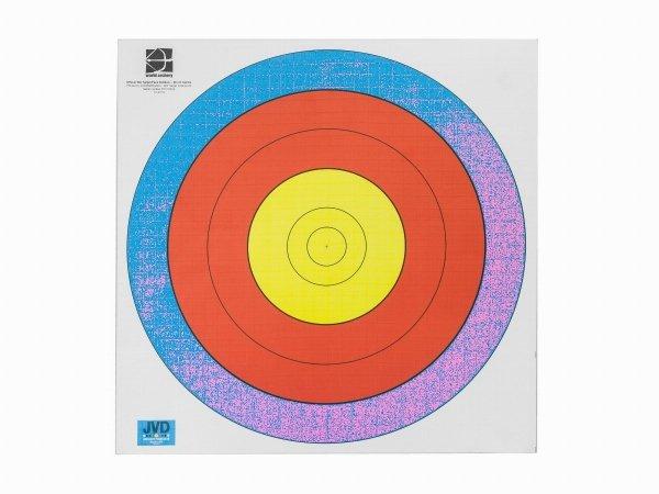 Tarcza Papierowa 40x40cm 3 kolory