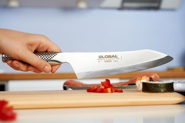Nóż orientalny Deba 18cm (praworęczny) Global G-7R