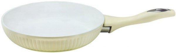 Kinghoff Patelnia Kolorowa 24 cm Ceramiczna Kh-3993