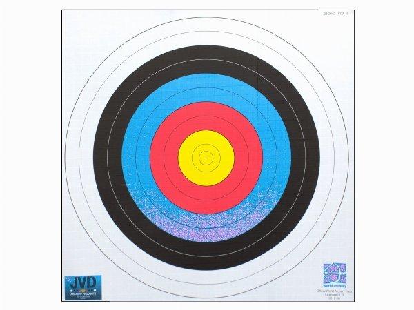 Tarcza papierowa 80x80 cm