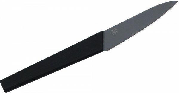 Satake Black Nóż do obierania 10 cm