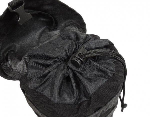 """Kieszeń boczna """"Sparrow"""" Black do plecaków Wisport"""