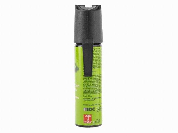 Gaz żel pieprzowy p/w ludziom CANNON 25 ml zielony