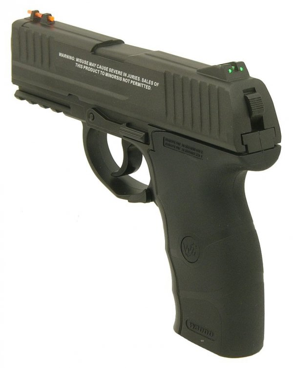 Pistolet WC4-303ZB/MZB 4.5 mm CO2 W15 WinGun