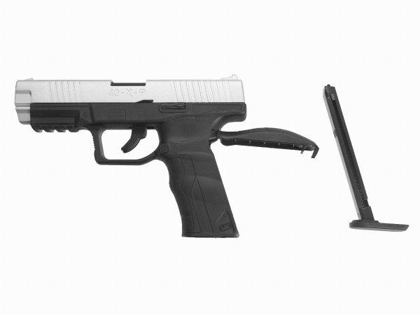 Pistolet wiatrówka Umarex 40.X.P blowback 4,5 mm BB CO2