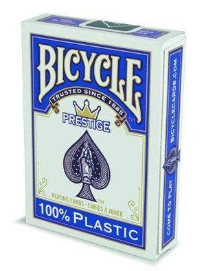 Karty Bicycle - Prestige 100% plastik