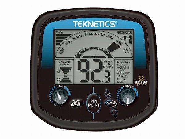 Wykrywacz metali Teknetics Omega 11'' DD