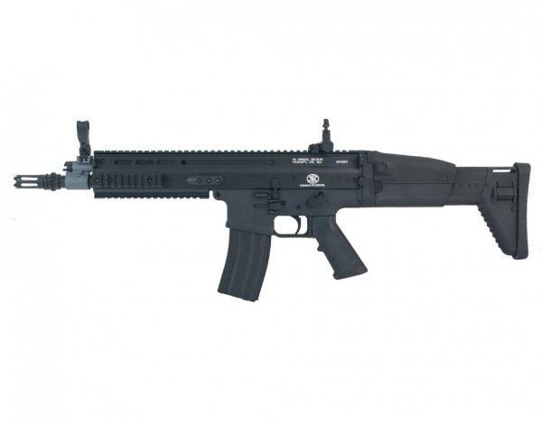 Karabinek szturmowy AEG FN Herstal SCAR Black (200954)