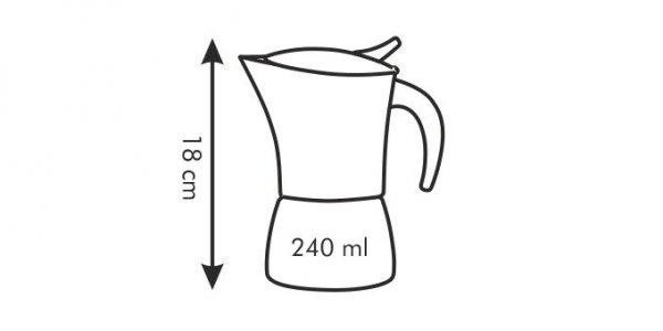 Ekspres do kawy MONTE CARLO
