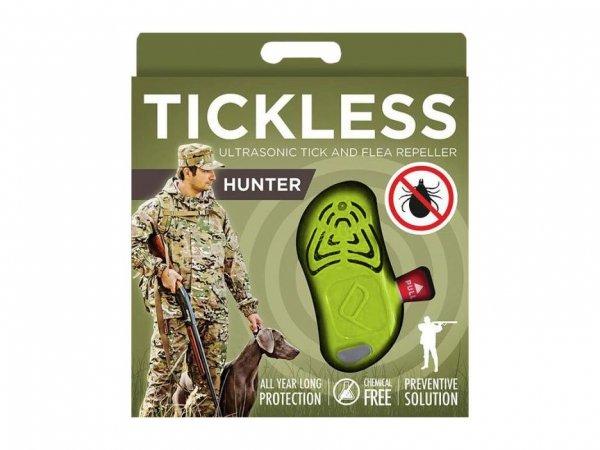 Odstraszacz kleszczy dla myśliwych Tickless Green