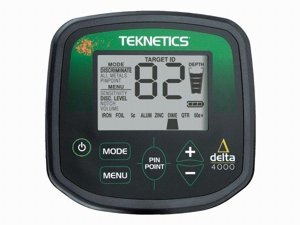 Wykrywacz metali Teknetics Delta 8''