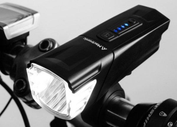 Latarka rowerowa przednia Mactronic Tripper 500 lm