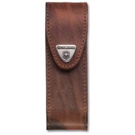 Skórzane etui na noże 111 mm. 4-6 warstw narzędzi 4.0548