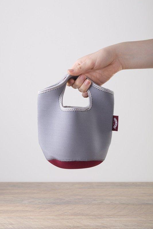 Kilner  Lunch bag mały, szary