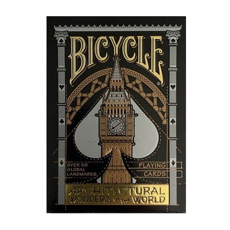 Karty Bicycle Architectural Wonders
