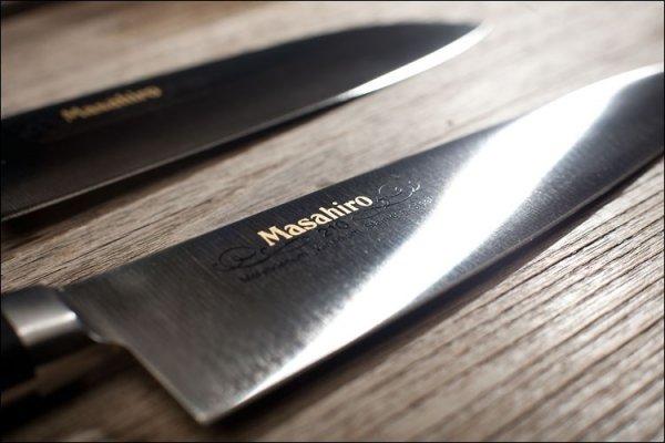 Zestaw noży Masahiro MV 137_110402