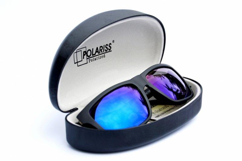 Eagle - Okulary Polaryzacyjne - Niebieskie