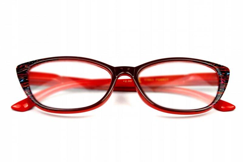 Coral +3,5 - Okulary Korekcyjne