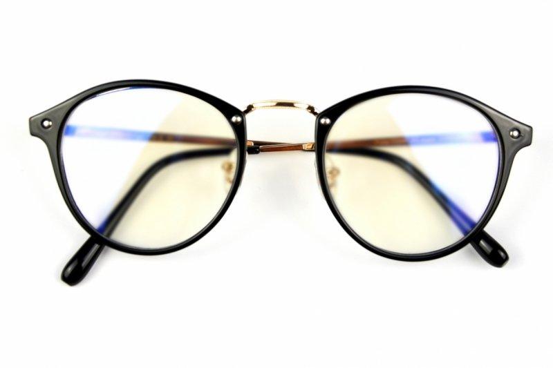Blogger - Okulary do pracy przy komputerze