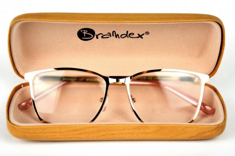 Gold Bar +3,5 - Okulary Korekcyjne