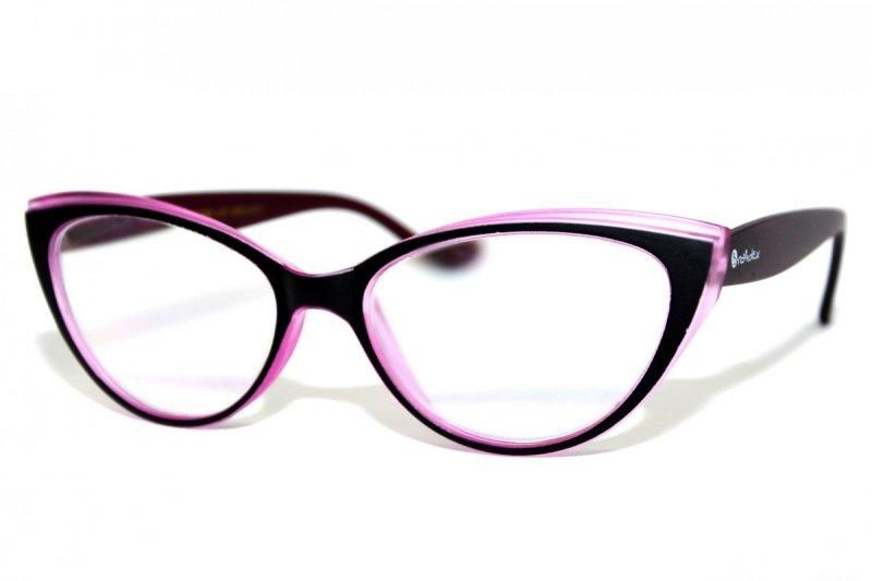 Claw +3,5 - Okulary Korekcyjne z Antyrefleksem - Róż