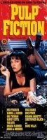Pulp Fiction Uma Thurman - plakat