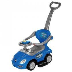 Pojazd, odpychacz 382 - niebieski