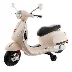 Pojazd skuter vespa 801 white