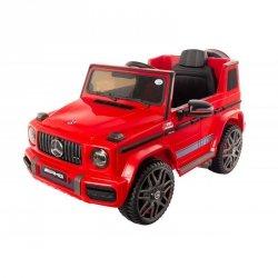 Pojazd merc amg g63 red