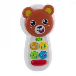 Zabawka telefon z lusterkiem