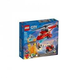 City strażacki helikopter rat.