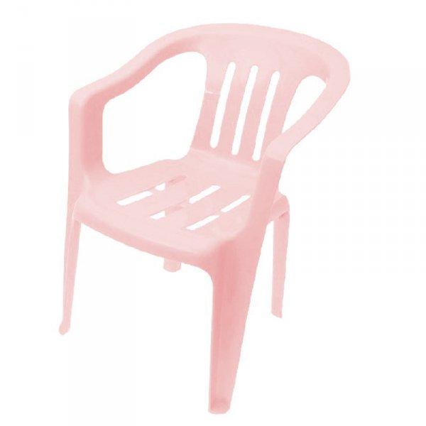 Krzesło dziecięce j.róż