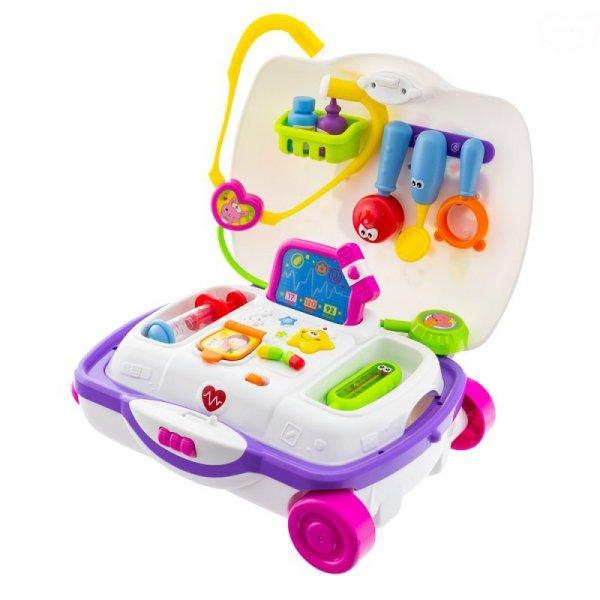 Zabawka lekarz walizka 0632429