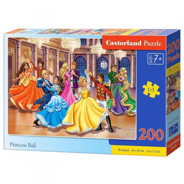 Puzzle 200 princess ball