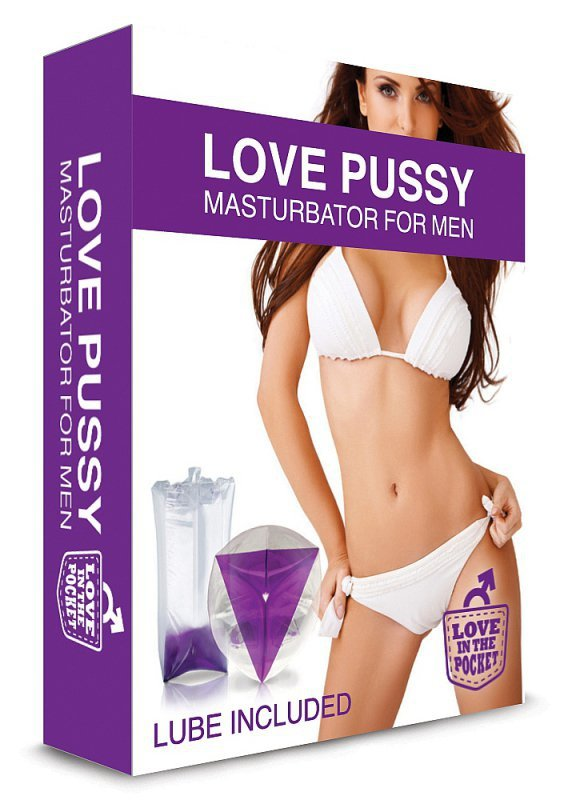 Podręczny masturbator - Love in the Pocket Love Pussy Masturbator