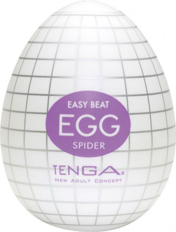 Japoński masturbator - Tenga Egg Spider 1szt